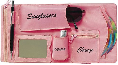 Pink Car Accessories – Dr. Lill