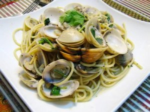 Spaghetti with clams 3.JPG
