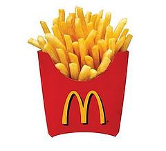 McDonadl's Fries