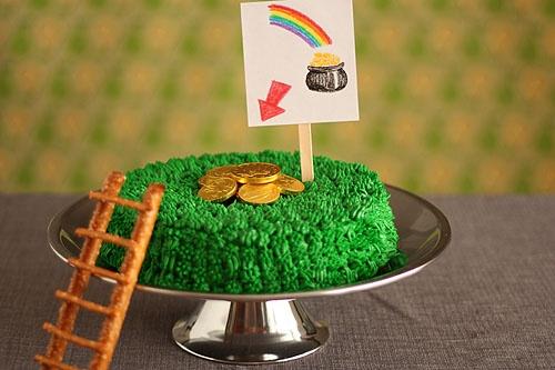 leprechaun-trap-cake