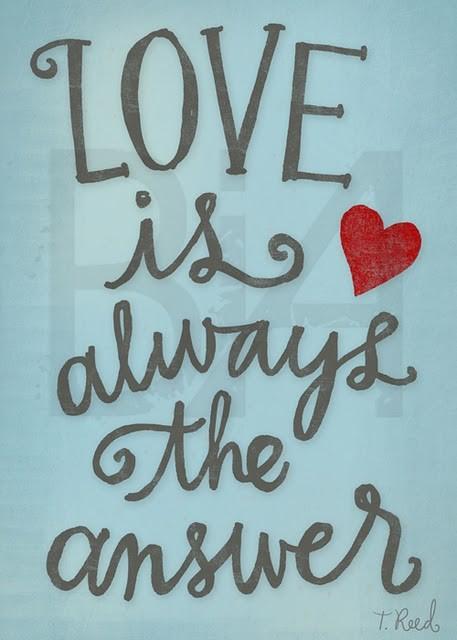 love is always