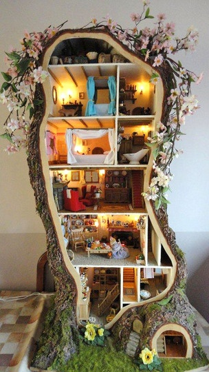 fairy House doll house