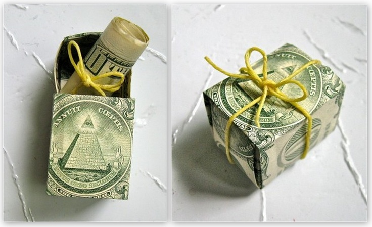 Cute money gifts dr lill
