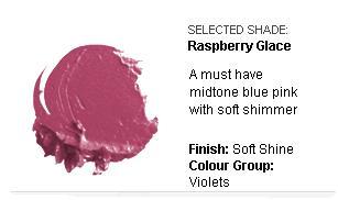 Raspberry Glace